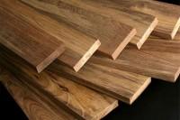 Teak-timber